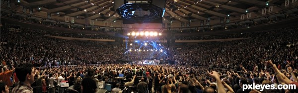 Pearl Jam @ Madison Sq Garden